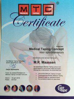 MTC Certificaat